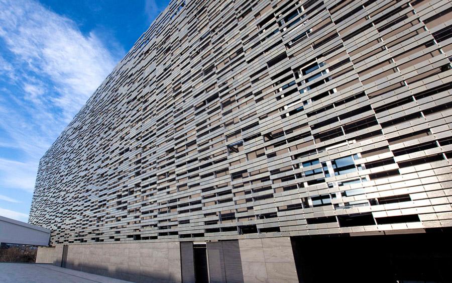Rivestimento In Pietra Dwg : Sannini facciate ventilate pareti frangisole e pavimenti in cotto